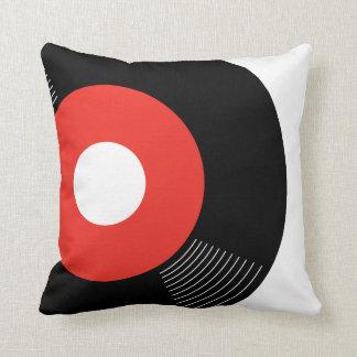 CUADRADO de registro de la almohada 45s (roja) -