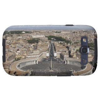 Cuadrado de St Peters, Roma Galaxy SIII Cobertura
