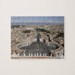 Cuadrado de St Peters, Roma Puzzles Con Fotos
