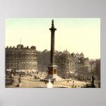 Cuadrado de Trafalgar I, Londres, Inglaterra Posters