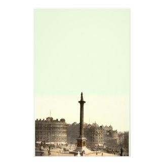 Cuadrado de Trafalgar I, Londres, Inglaterra Papeleria De Diseño