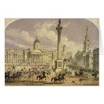 Cuadrado de Trafalgar, publicado por Dickinson Tarjetón