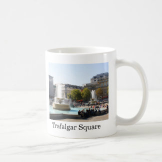 Cuadrado de Trafalgar Taza De Café