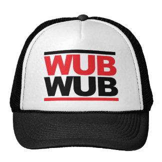 Cuadrado de Wub Wub Dubstep Gorros Bordados
