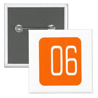 Cuadrado del naranja #6 pins