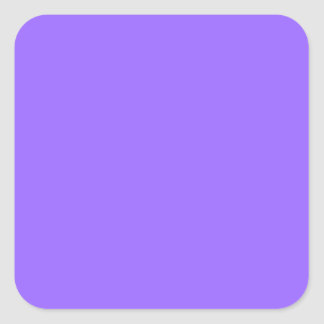 CUADRADO - la sombra del color del EDIT AÑADE Pegatina Cuadrada