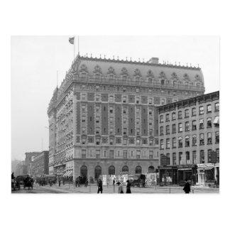 Cuadrado largo del acre, Nueva York: 1905 Postales