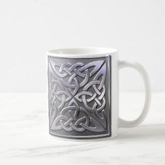 cuadrado-plata 4 tazas de café