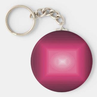 cuadrado rosado rojo del cricketdiane - los 9-9z-9 llaveros personalizados