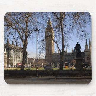 Cuadrado y Big Ben Londres Mousepad del parlamento Alfombrilla De Ratón