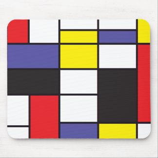Cuadrados clásicos mousepads