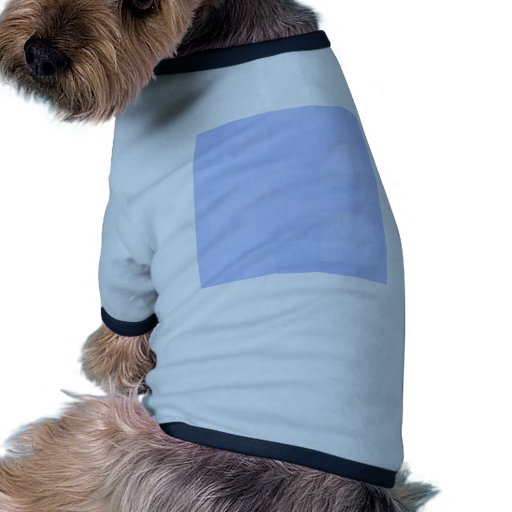 Cuadrados coloreados reconstruidos camiseta con mangas para perro