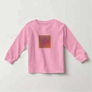 Cuadrados coloridos abstractos tshirt