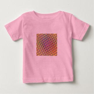 Cuadrados coloridos abstractos tshirts