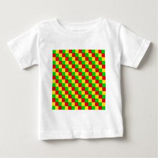 Cuadrados de Rasta T Shirt