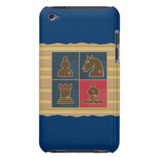 Cuadrados del ajedrez iPod touch cobertura