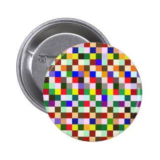 Cuadrados del color pin