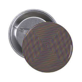 Cuadrados geométricos pin redondo 5 cm