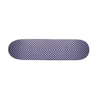 Cuadrados geométricos púrpuras