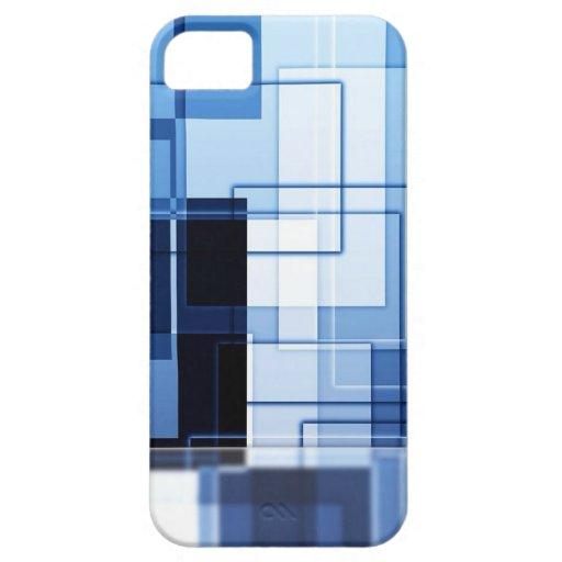 Cuadrados iPhone 5 Case-Mate Carcasas