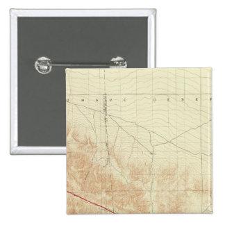 Cuadrilátero de San Antonio que muestra la grieta  Pin Cuadrada 5 Cm