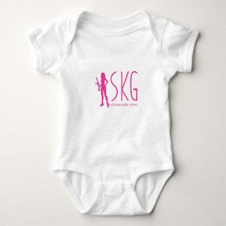 Cuadrilla de la matanza del azúcar body para bebé