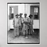 Cuadrilla de presos meridional 1900-1906 posters