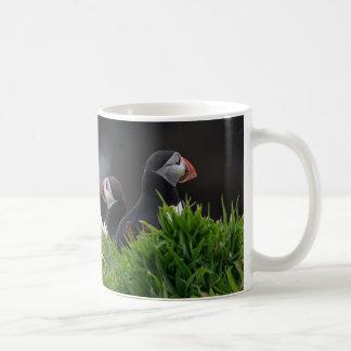 Cuadrilla del frailecillo tazas de café