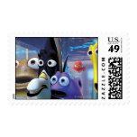 Cuadrilla del tanque sellos postales