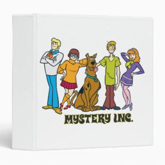 Cuadrilla entera 12 Mystery Inc