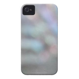 cuadro De-enfocado de Shell iPhone 4 Cárcasas