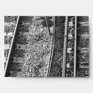 Cuadro de las pistas de ferrocarril