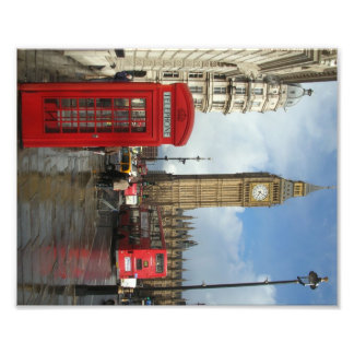cuadro de londres photo print