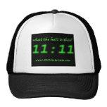 ¿Cuál es 11:11? Gorras De Camionero