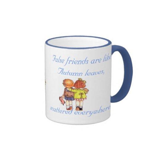 Cuál es amistad tazas de café