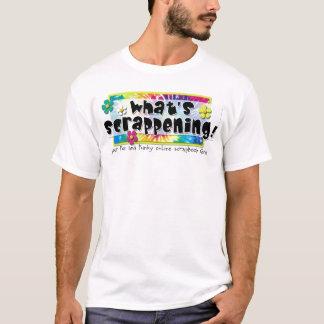 Cuál es camiseta de Scrappening