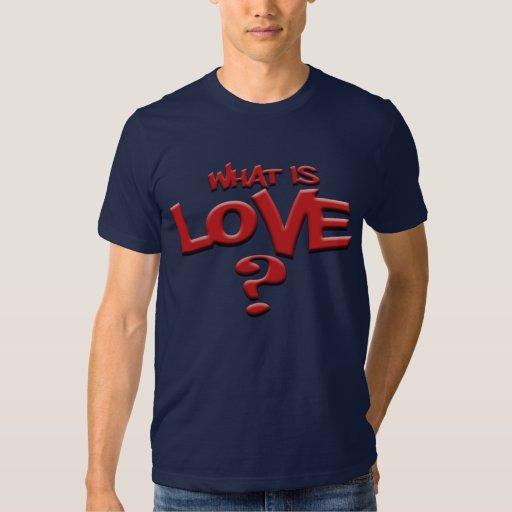 Cuál es camiseta del amor playeras