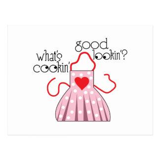 Cuál es Cookin Postales