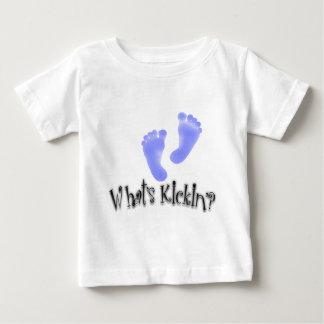 Cuál es diseños de Kickin Tumommy Playera De Bebé