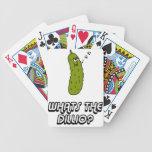 ¿Cuál es el dillio? Baraja Cartas De Poker