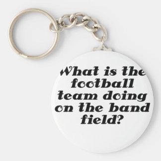 Cuál es el equipo de fútbol que hace en el campo d llaveros
