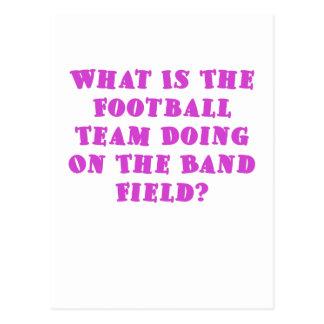Cuál es el equipo de fútbol que hace en el campo d tarjetas postales