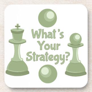 Cuál es estrategia posavaso