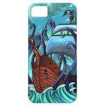 ¿Cuál es Kraken? Caso de Iphone 5 iPhone 5 Case-Mate Coberturas