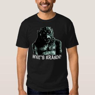 ¿Cuál es Kraken? Remeras