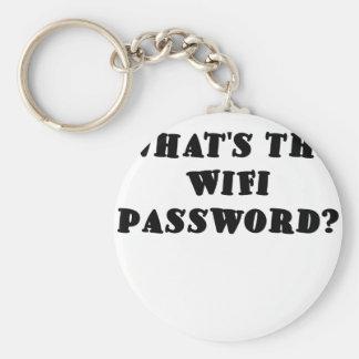 Cuál es la contraseña de Wifi Llaveros Personalizados