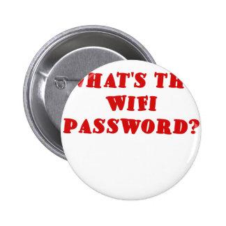Cuál es la contraseña de Wifi Pins
