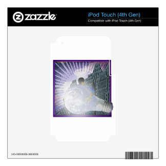 Cuál es la idea grande por TEO iPod Touch 4G Skin