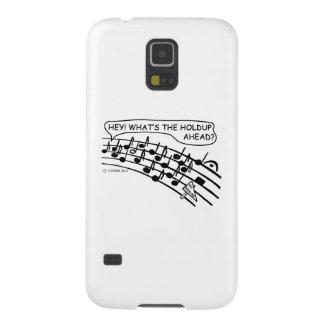 ¿Cuál es la interrupción? Funda De Galaxy S5