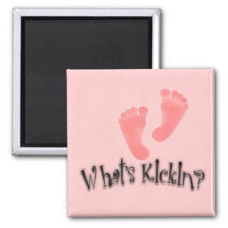 Cuál es regalos de la maternidad del Kickin'? Iman